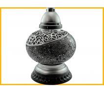 Znicz Mozaika Kulka srebro +wkład