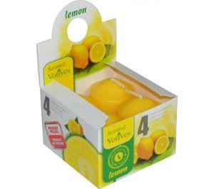 Świece Votive A'4 - Lemon