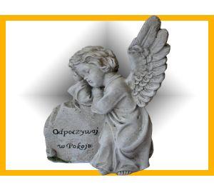 Anioł figurka 08E-19