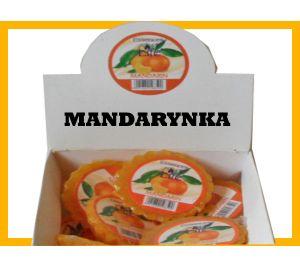 Wosk zapachowy MANDARYNKA