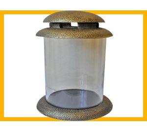 Znicz żywica Tuba M B APLK złoto