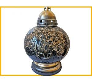 Znicz Kula Mozaika złoto+wkład